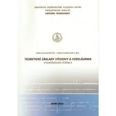 Teoretické základy výchovy a vzdelávania